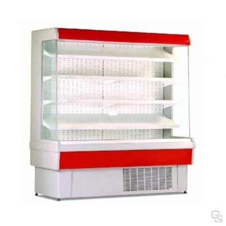 Холодильные пристенные витрины