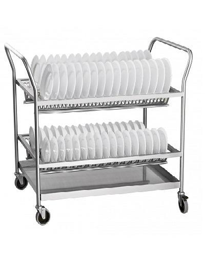 Тележка для сушки тарелок ТСТ-100