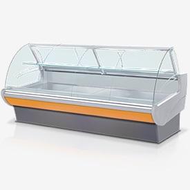 Холодильная витрина Неман 120 ВС