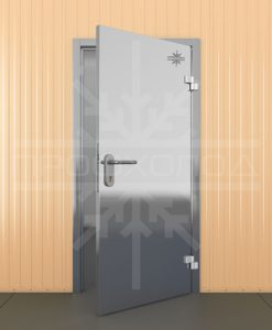 Двери холодильные