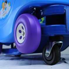 Детская тележка машинка