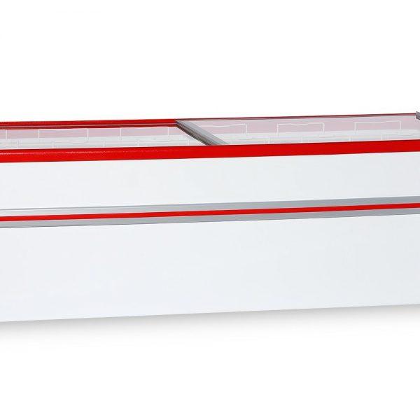 Морозильная бонета (со съёмными створками) BF 2500L