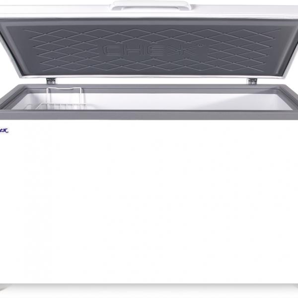 Морозильный ларь с глухой крышкой МЛК-500