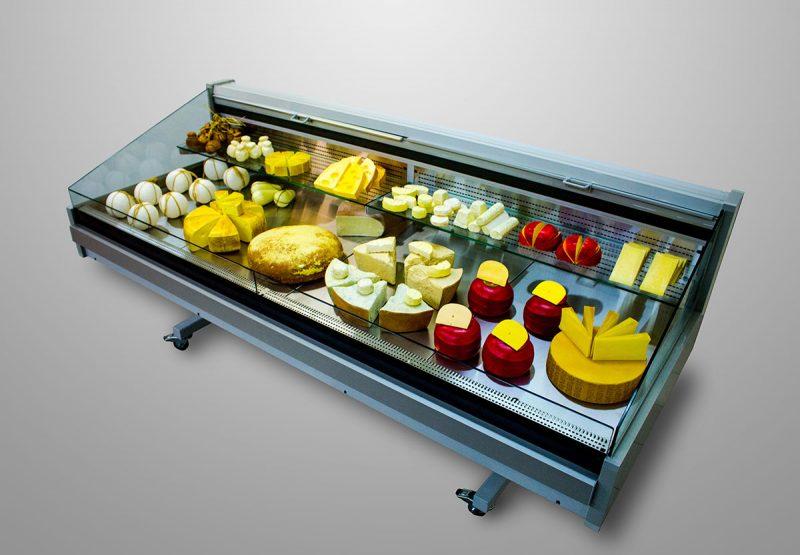 Холодильная витрина Montpellier