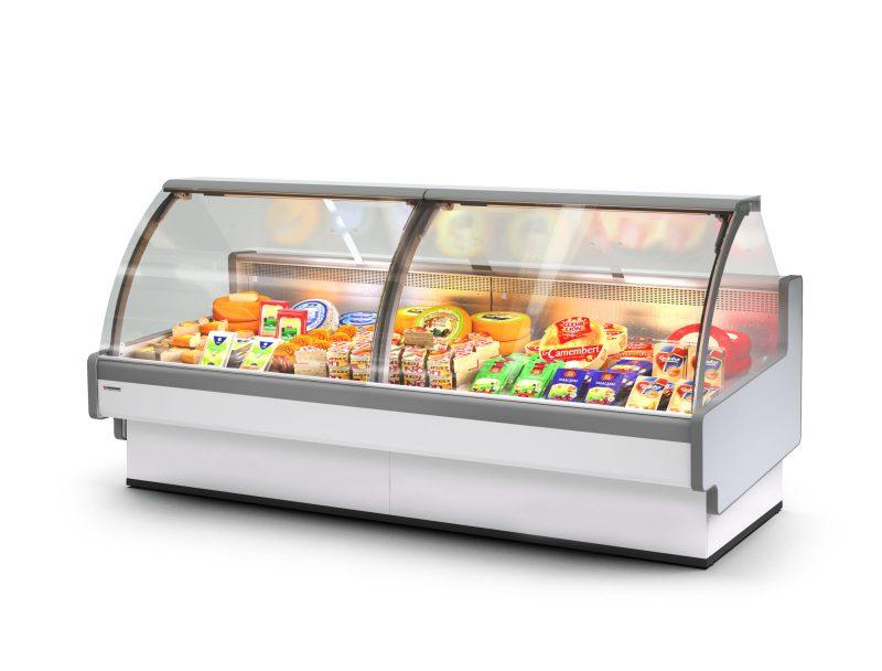Холодильные витрины Aurora 125