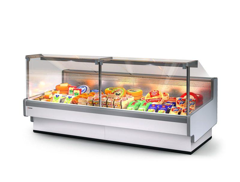 Холодильные витрины Aurora SQ 125