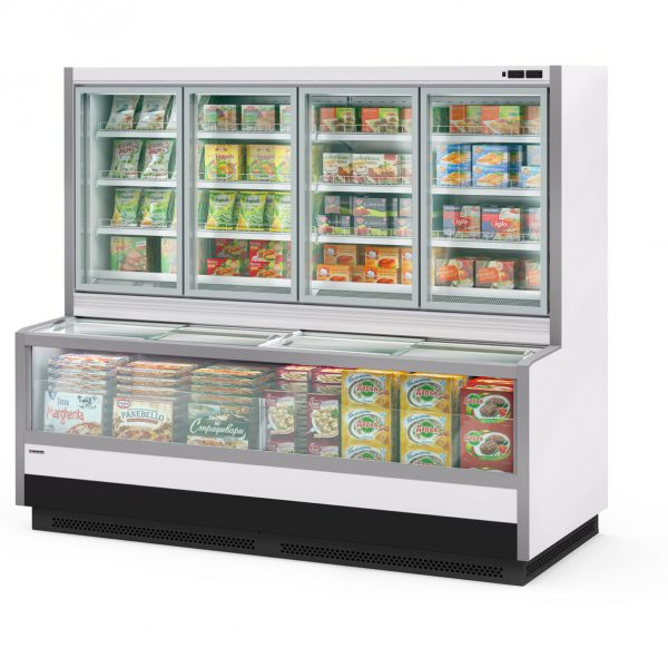 Морозильный шкаф-бонета Jason 250