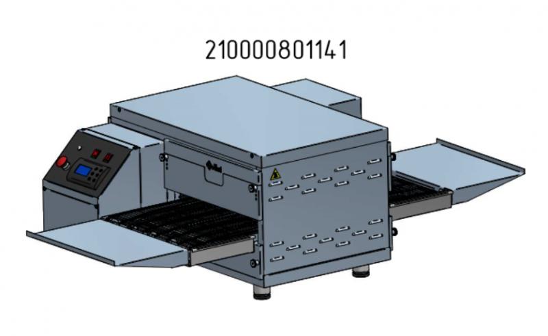 Печь электрическая конвейерная ПЭК-400