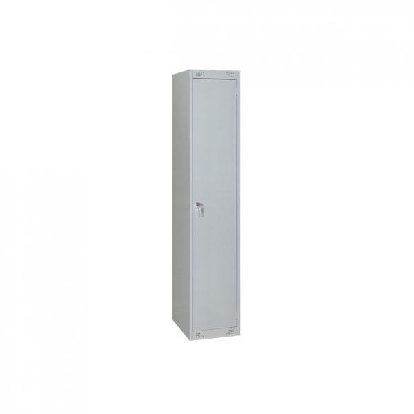 Металлический гардеробный шкаф ШМ-21(400)