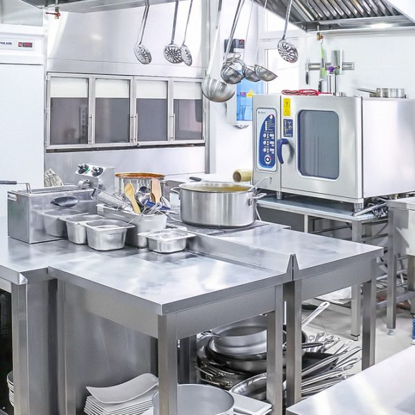 Оборудование для ресторанов, кафе и отелей