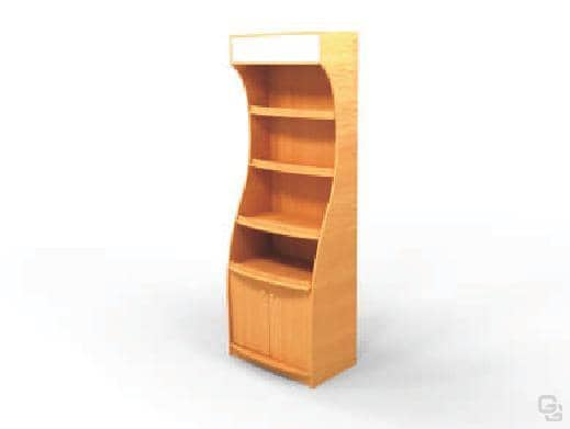 Шкаф для вина с накопителем мод (0107)